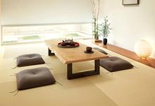 和紙素材の琉球畳の写真